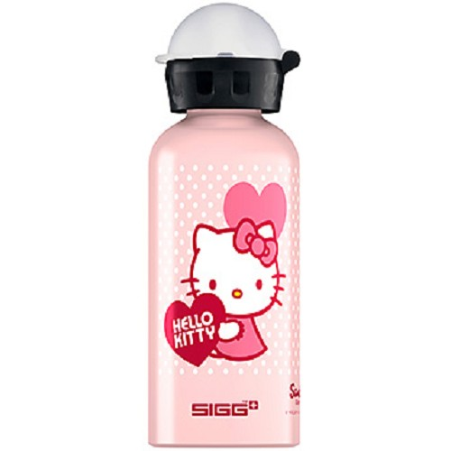 SIGG Water Bottle 400ml [SIG040831510] - Hello Kitty Valentine - Sport Water Bottle / Botol Minum